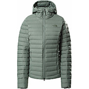 Doudoune the north face stretch down hoodie...