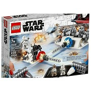 New lego star wars 75239 action battle hoth...