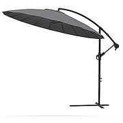 Vounot parasol déporté de jardin shanghai 3m...