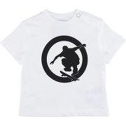 T-shirt bikkembergs garçon. blanc. 6 livraison...