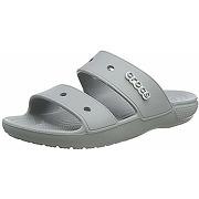 Crocs classic sandal, mixte, gris light grey,...