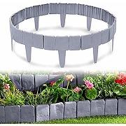 Hengmei bordure de jardin barrière clôture...
