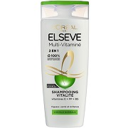 Elseve multi-vitaminé shampoing revitalisant 2...