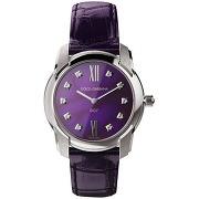 Dolce & gabbana montre dg7 40 mm - violet