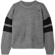 Pullover current/elliott femme. gris. 1...