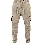 Urban classics camo cargo jogging pants...