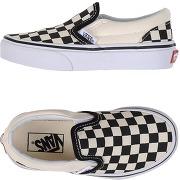 K slip-on (checkerboard) sneakers vans femme...