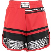 Shorts et bermudas gaëlle paris femme. rouge....