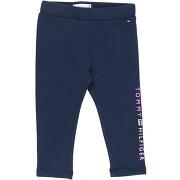 Pantalon tommy hilfiger fille. bleu foncé. 6...
