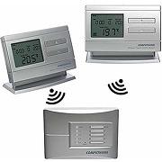 Computherm q8rf multizone : 2 x thermostats...