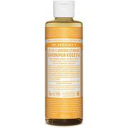 Dr bronner's - savon liquide agrumes orange -...