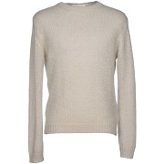 Pullover low brand homme. gris clair. 3...