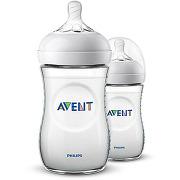 Philips avent naturel bouteille 260ml 2pk