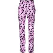Pantalon just cavalli femme. violet clair. 24...