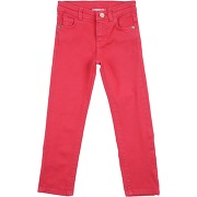 Pantalon en jean twinset fille. corail. 8...