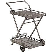 Greemotion toulouse chariot de service, gris