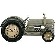 Carrick design horloge tracteur gris 40 x 25 x...
