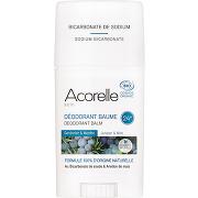 Acorelle déodorants biologiques déodorant baume...