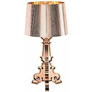 Kartell 9072/rr bourgie, lampe de table, avec...