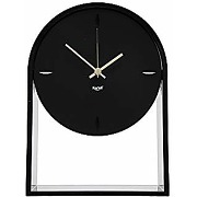 Kartell air du temps, horloge murale, noir