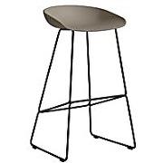 About a stool aas38 - kaki - noir - 85 cm
