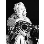 Marilyn monroe wdc90948 toile imprimée,...