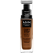 Nyx professional makeup can't stop won't stop...