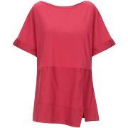 T-shirt alpha studio femme. rouge. 36 livraison...