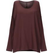 T-shirt manila grace femme. marron. 0 livraison...