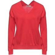 Pullover cruciani femme. rouge. 34 livraison...