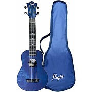 Flight, 4-string travel series soprano ukulele,...