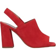 Sandales cross walk femme. rouge. 40 livraison...