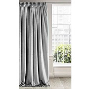 Eurofirany rideau en velours, tissu, gris...