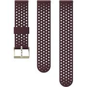 Suunto bracelet athletic 1 burgundy silicone -...