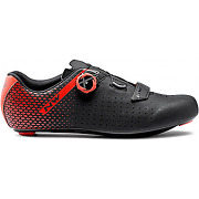 Chaussures northwave core plus 2 noir rouge 45