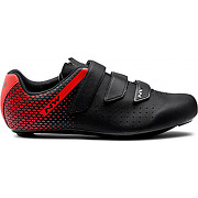 Chaussures northwave core 2 noir rouge 47