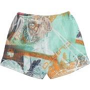 Shorts et bermudas custo barcelona fille. vert...