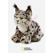 Peluche lynx national geographic