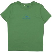 T-shirt love therapy fille. vert militaire. 6...