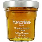Massage fondant - miel miel fondant de massage...