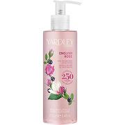 Yardley english rose savon liquide mains 250ml