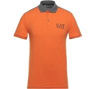 Polo ea7 homme. orange. s livraison standard...