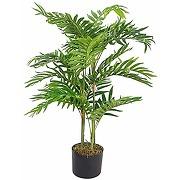 Leaf mini palmier artificiel avec pot 80 cm 60 cm