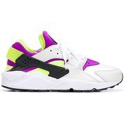 Nike baskets air huarache run 91 - blanc