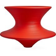 Magis chaise spun rocking - rouge