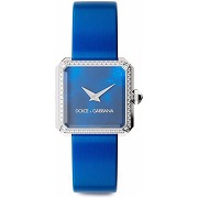 Dolce & gabbana montre sofia 24 mm - bleu