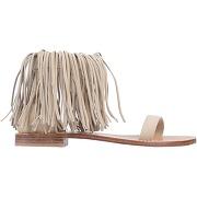 Sandales twinset femme. beige. 39 livraison...