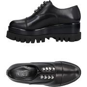 Chaussures à lacets cult femme. noir. 35...