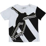T-shirt bikkembergs garçon. blanc. 12 - 18 - 24...