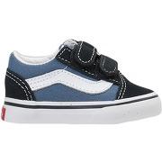 Td old skool v sneakers vans femme homme. bleu...